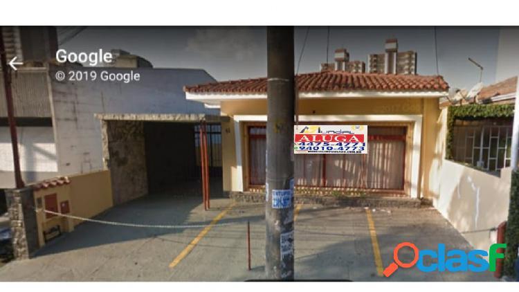 Casa comercial - aluguel - santo andrã© - sp - vila alzira)