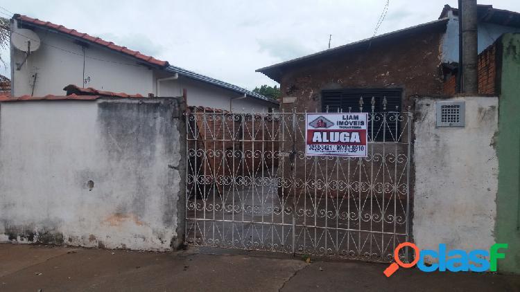 Casa - aluguel - taquaritinga - sp - jardim maria luiza)