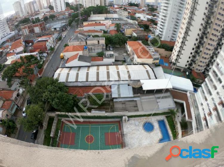 Apartamento com 3 dorms em são paulo - mooca por 770 mil à venda