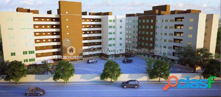 Monte horebe - apartamento com 3 dorms em fortaleza - josé de alencar por 146.000,00 à venda