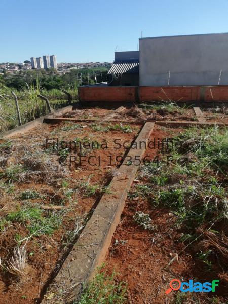 Terreno com 383 m2 em nova odessa - jardim maria helena por 225.000,00 à venda