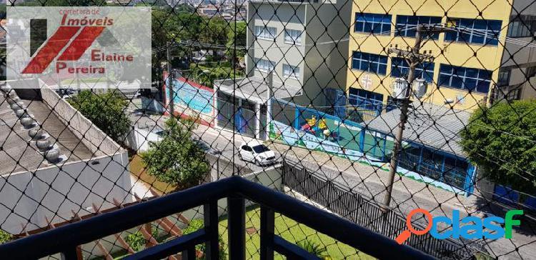 Santorini - apartamento com 2 dorms em são paulo - vila albano por 359 mil à venda