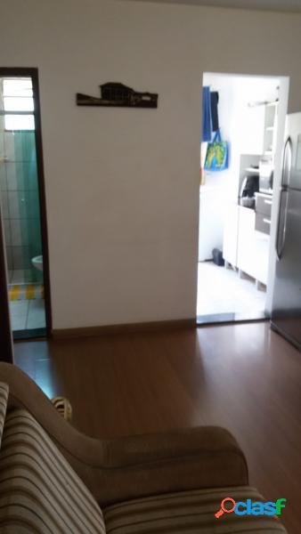 Apartamento com 2 dorms em belo horizonte - solar do barreiro (barreiro) por 110 mil à venda