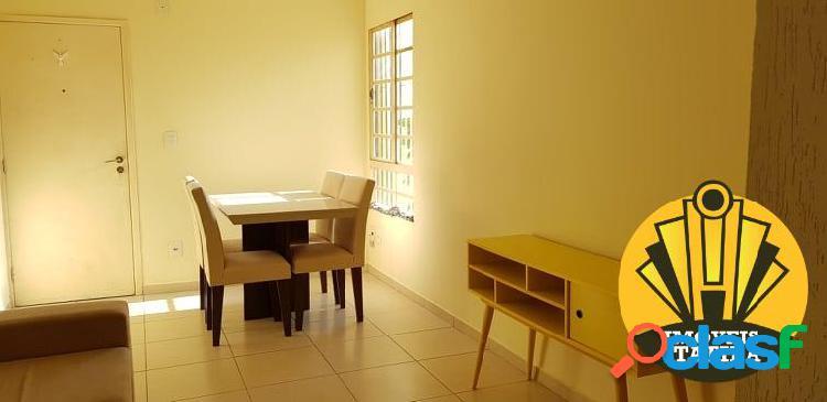 Apartamento de dois dormitórios para locação em itatiba - sp