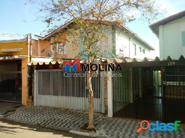 Venda de sobrado com 03 dormitórios 02 vagas - vila mussolini - rudge ramos