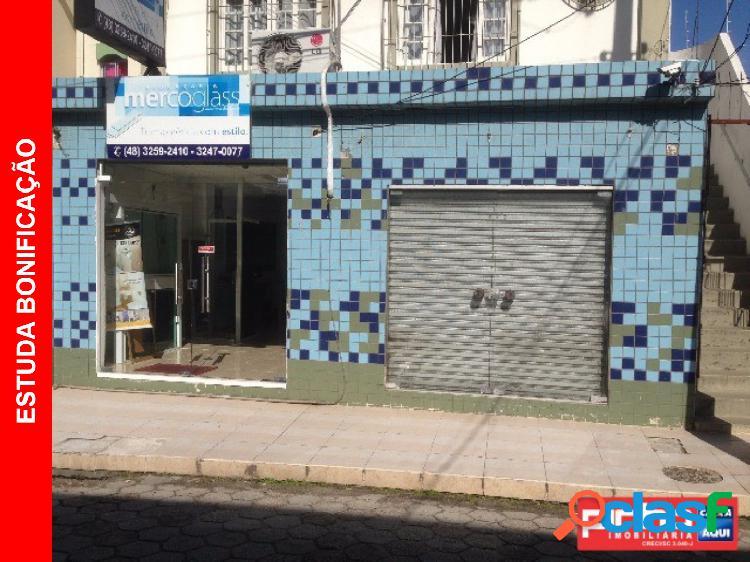 Loja comercial, locação, bairro kobrasol, são josé, sc