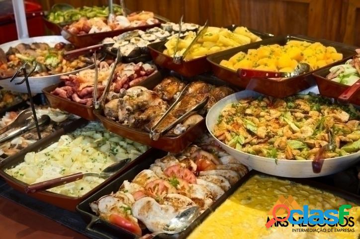 Mrs negócios - restaurante e pizzaria à venda - poa/rs