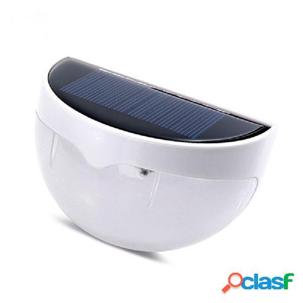 Impermeável ip55 led solar lâmpada power jardim led solar luz outdoor wall lâmpada de energia solar para jardim