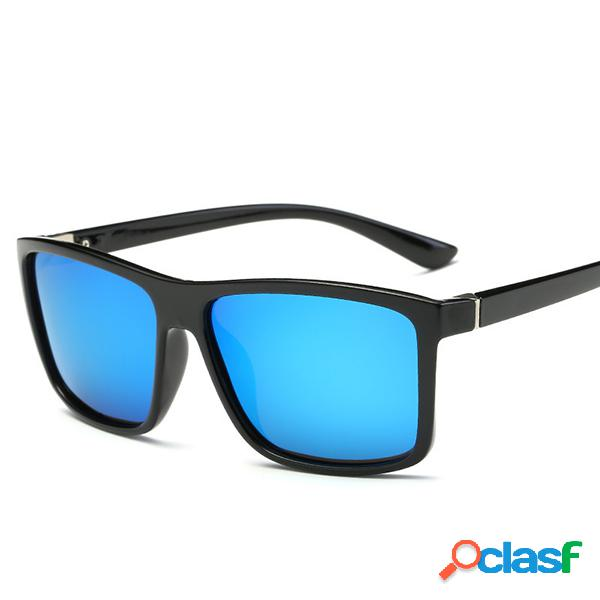 Óculos de sol anti-uv esportivo masculino para esporte ao ar livre