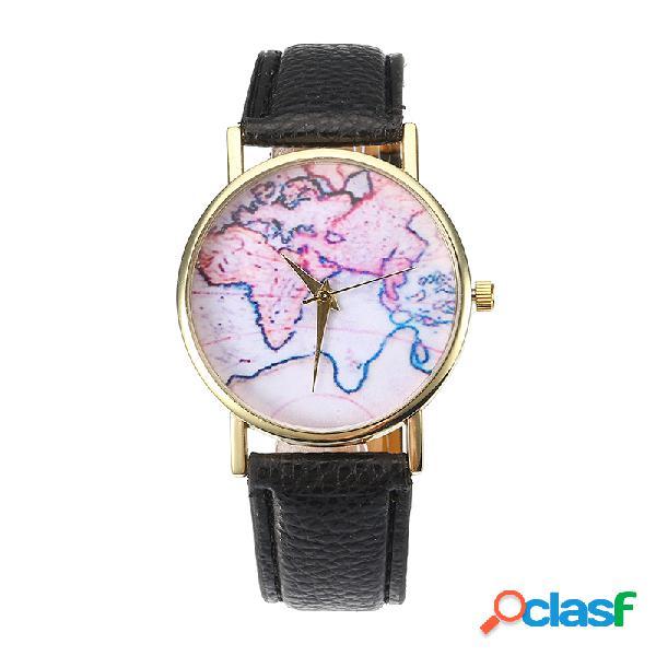 Relógio retro para mulheres relógio vintage vintage