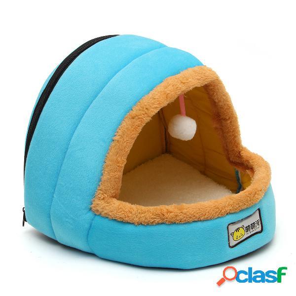 Pet house kennel cat soft pet pet nest cat kitten nest filhote cachorro cave pet basket pet mat