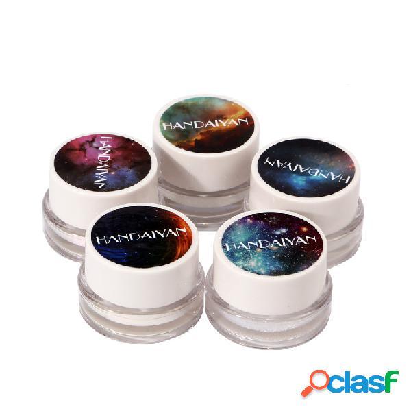 Handaiyan creme brilhante colorido de marcador bronzer contorno de base