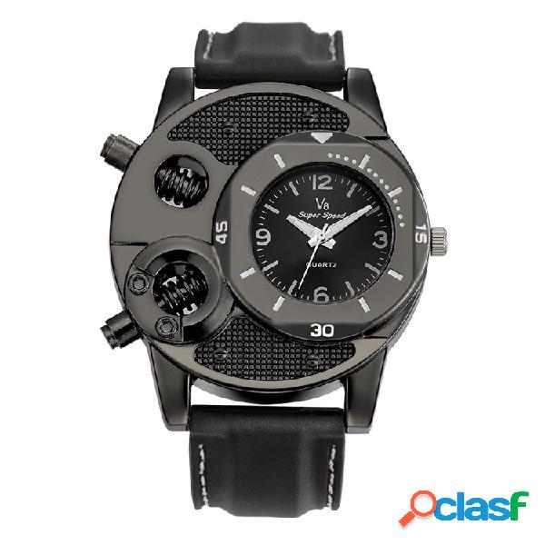Relógios para homens outdoor sport relógios de pulso silicone band watch relógio quartz relógios militares