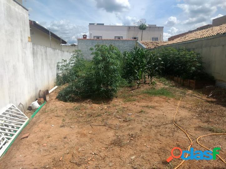Venda terreno plano no jardim brasisl em itupeva sp