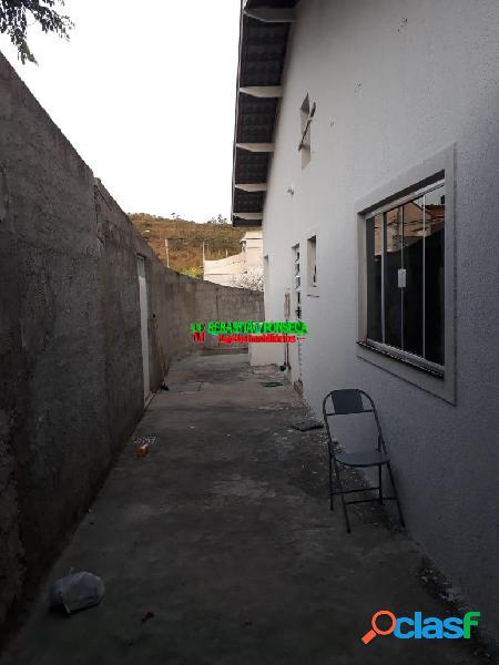 Casa 2 dormitórios, bairro jardim santa júlia em sjc