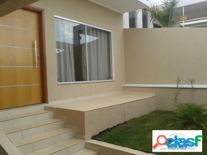 Bela casa 3 dormitórios condomínio portal da serra bragança paulista