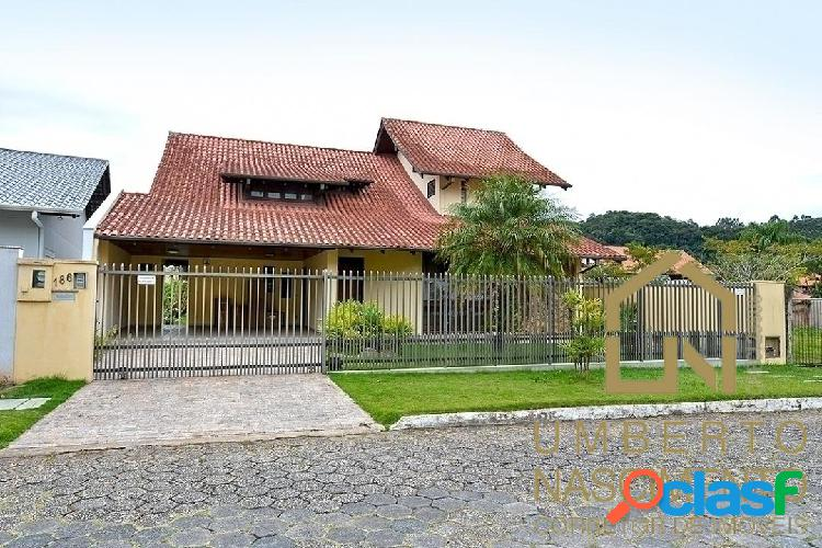 Linda Casa no Loteamento City Figueiras bairro Vorstadt Blumenau SC