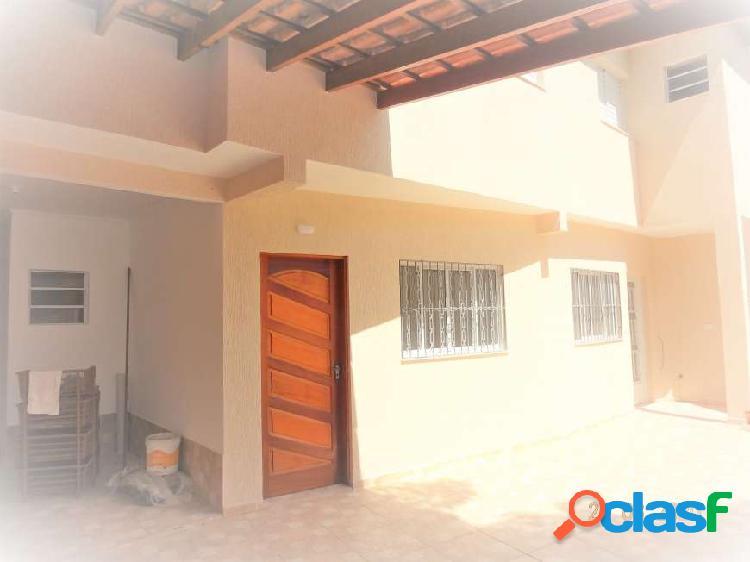 Santo andre sobrado com 3 quartos à venda, 120 m² por r$ 370.000