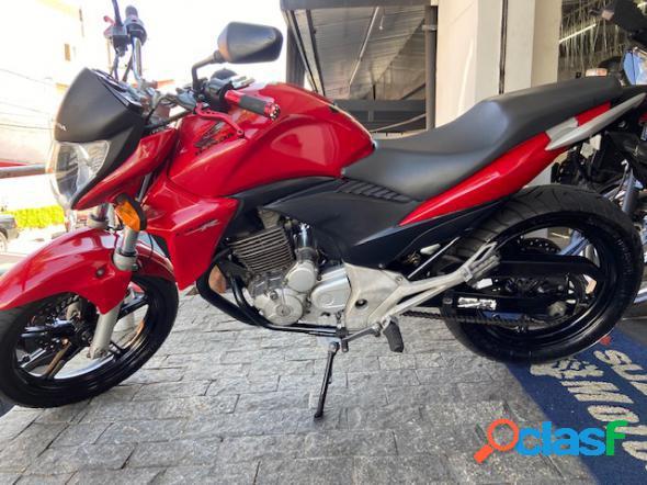 Honda cb 300r flex vermelho 2014 300 flex
