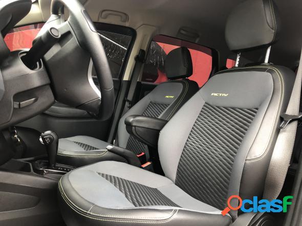 Chevrolet spin activ 1.8 8v econo. flex 5p aut. azul 2019 1.8 flex