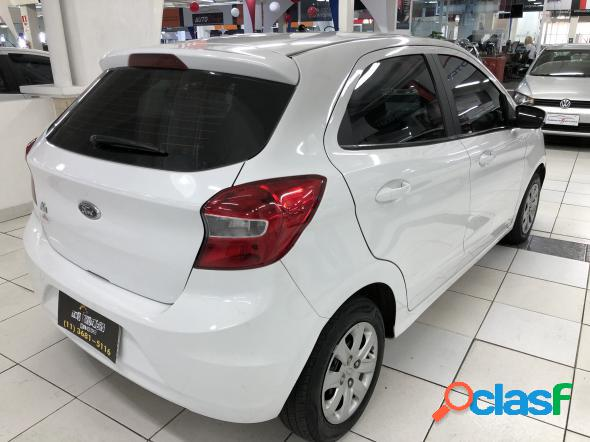 Ford ka 1.0 sese plus tivct flex 5p branco 2017 1.0 flex