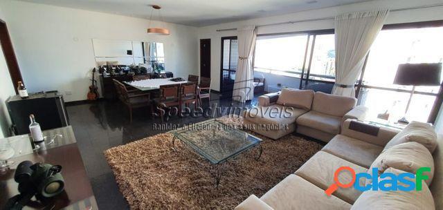 Apartamento em santos 4 dormitórios ponta da praia.