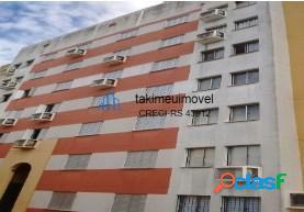 Apartamento com 3 dormitórios à venda, 54 m² por r$ 240.000 são sebastião - porto alegre/rs
