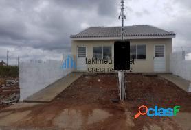 Casa com 2 dormitórios à venda, 60 m² por r$ 139.000 porto verde - alvorada/rs