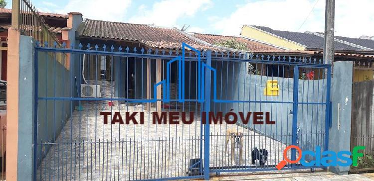 Vendo linda casa no bairro moradas do sobrado 2 dormitórios financiável