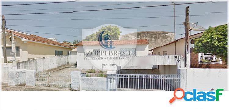 Ca463 - casa a venda em santa bárbara d´oeste sp, centro, 250 m² terreno, 1