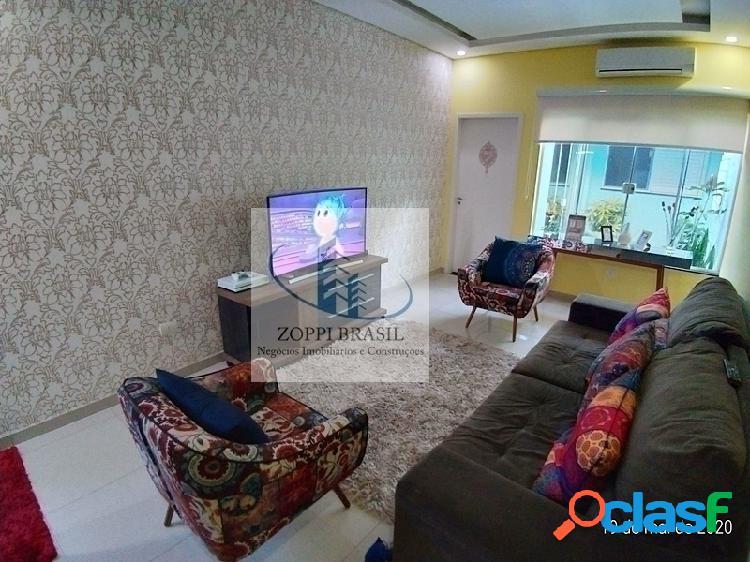 CA910 - Casa à venda em Americana, Jardim Terramérica, 120m², 3 dormitórios 2