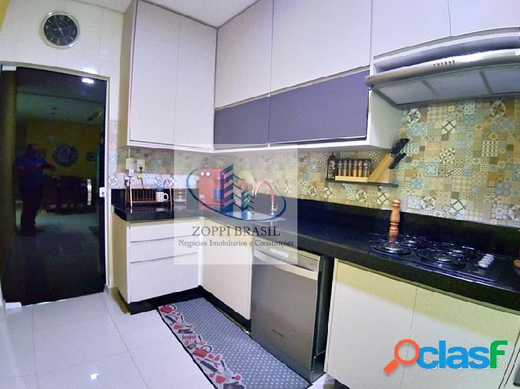 CA910 - Casa à venda em Americana, Jardim Terramérica, 120m², 3 dormitórios 3