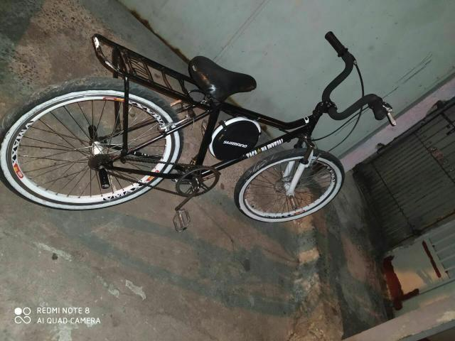 Bike barra forte aro 26