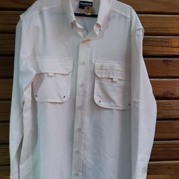 Camisa shimano