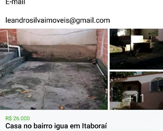Casa pequena em itaboraí