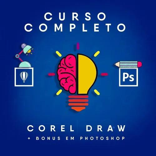 Curso completo de corel draw + bônus