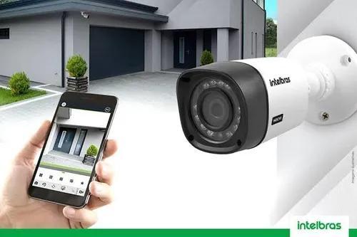 Instalador de câmeras, portão automático, interfones,