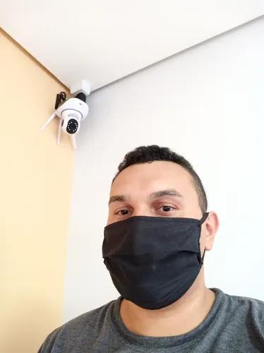 Instalação de câmeras, alarmes, fechaduras parte