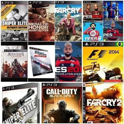 Jogos playstation 3 desbloqueado (3.932 jogos)