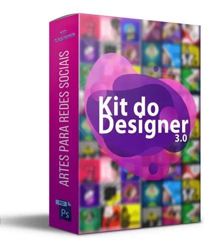 Kit do designer gráfico 3.0