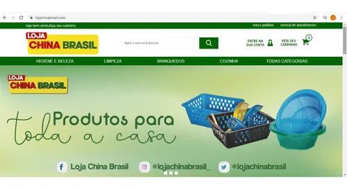 Loja virtual - criação e-commerce