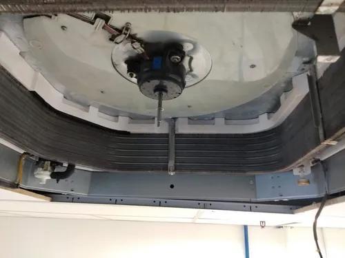 Manutenção de ar condicionado e higienização