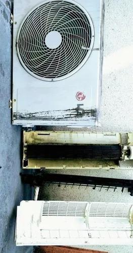 Manutenção de ar condicionados split