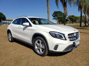 Mercedes benz gla 200 advance 1.6 cgi turbo flex branca 2018