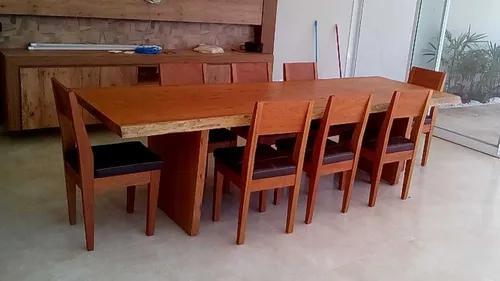 Mesa madeira maciça rara