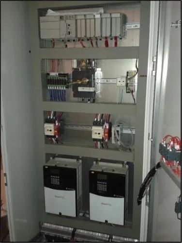 Montagens de painéis elétricos