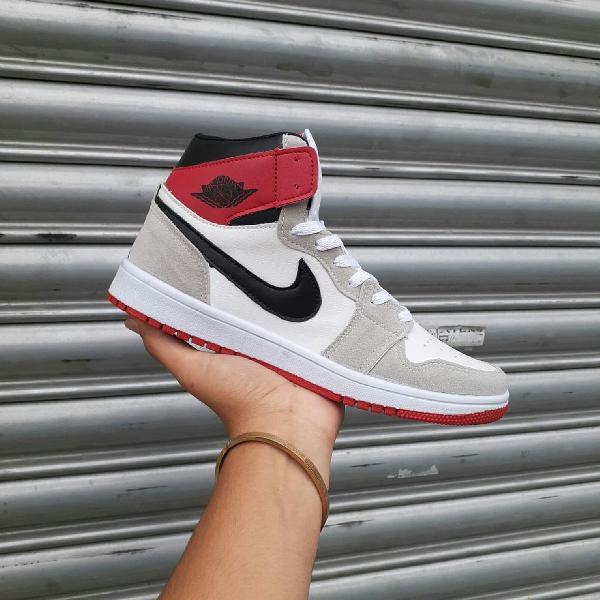 Nike air jordan bco/cinza 39 airjordan airmax mola shox shok