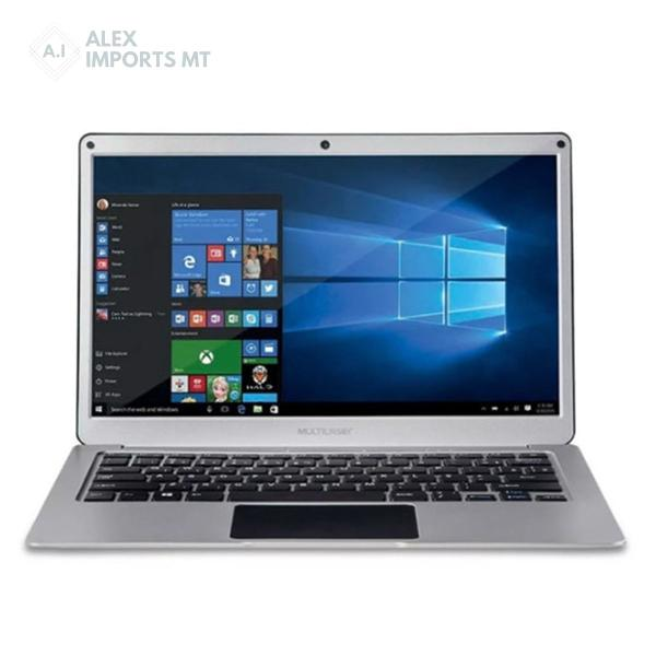 Notebook multilaser celeron dual core n3350 memória 4 gb