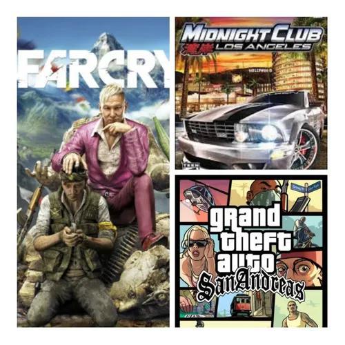 Pack de jogos de xbox 360 (mídia digital)