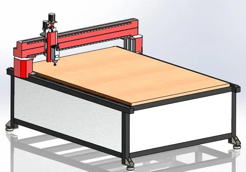 Projetista cnc router